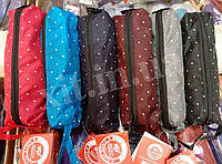 Женский легкий зонт в горошек RST, фото 1