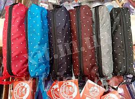 Женский легкий зонт в горошек RST