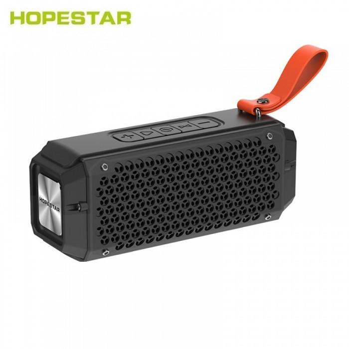 Портативная bluetooth колонка спикер Hopestar P17 Чёрный