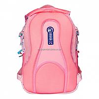 Рюкзак молодіжний YES T-59 Level Up рожевий (558350), фото 4