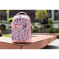 Рюкзак молодіжний YES T-59 Level Up рожевий (558350), фото 5