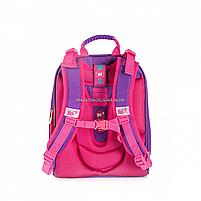 Рюкзак школьный каркасный YES H -12 Flamingo (558017), фото 3