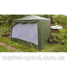 Беседка шатер палатка туристическая Lanyu 1628D (320x320x245см), фото 3