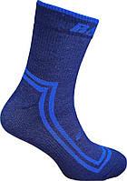 Термошкарпетки BAFT NORDIK ND100 M Темно-синій з блакитним ND1002-M, КОД: 1565482