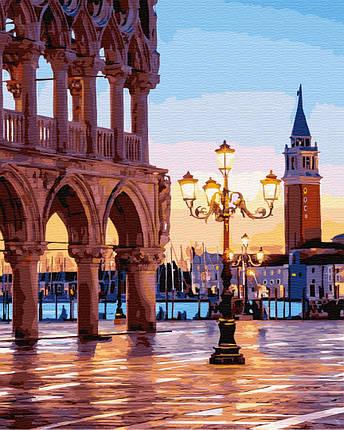 Вечерняя площадь Венеции, фото 2