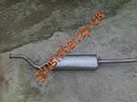 Глушитель ВАЗ 2110 до 2006 года (11.16) закатной Польша Polmostrow алюминизированный
