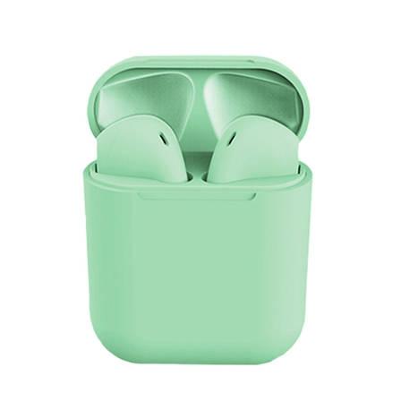 Беспроводные наушники inPods 12 Green, фото 2