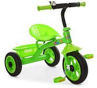 Велосипед детский M 3252-B, зеленый