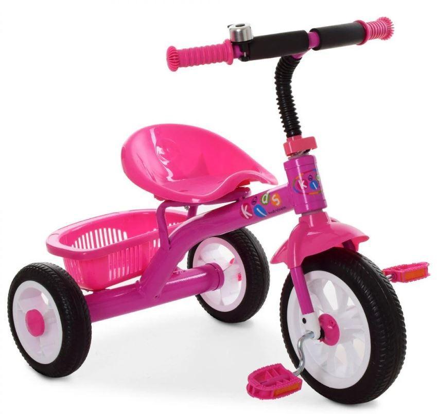 Велосипед детский M 3252-B, розовый