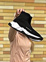 Кроссы унисекс BALENCIAGA Trainer. Удобная обувь для мужчин и женщин Баленсиага Трейнер кроссовки