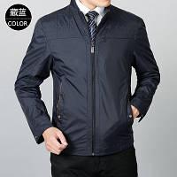 Демисезонная мужская куртка размеры от 46- 64, большие размеры! 2 цвета