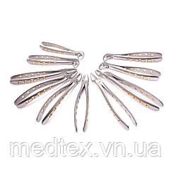 Щипцы хирургические для удаления зубов (набор, новый дизайн)