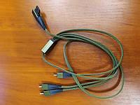 Кабель универсальный XS-022 3in1 1.2m IOS / Micro / Type-C Support USB (в ассортименте)
