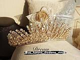 VIP Люкс якість з ювелірними діамантами цирконами (6,5см), фото 4