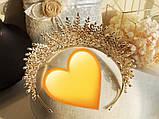 VIP Люкс якість з ювелірними діамантами цирконами (6,5см), фото 5