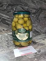 Оливки гиганты Italcarciofi Olive Verdi Bella di cerignola 950 грм