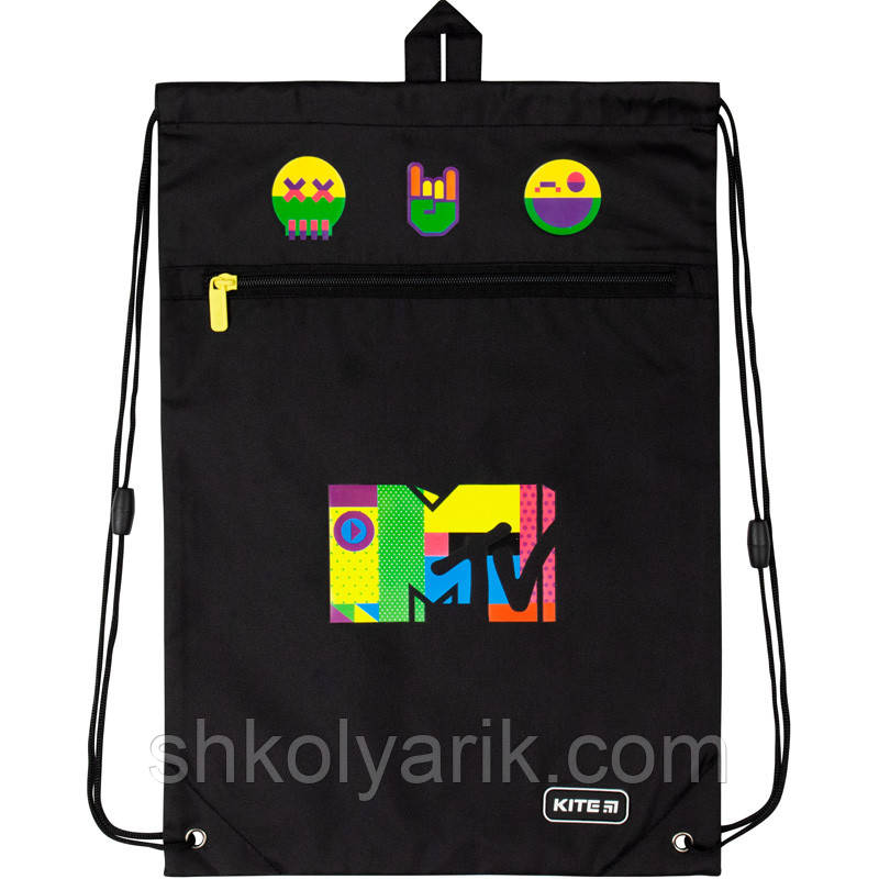 """Сумка дитяча  для взуття """"Kite"""" з карманом MTV20-601M"""