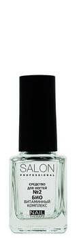 Salon Professional Средство для ногтей №2 Биовитаминный комплекс