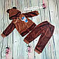 Костюм детский № 8 Медведь махра, фото 2