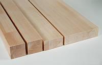 Калиброванная рейка (Брус) 20мм*100мм, фото 1