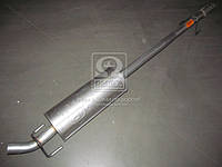 Глушитель VW Crafter, Mercedes Sprinter 906 2.2/2.5/3.0 CDi 07-11 (  Polmostrow ), 30.90