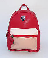Женский рюкзак JINHAODA red