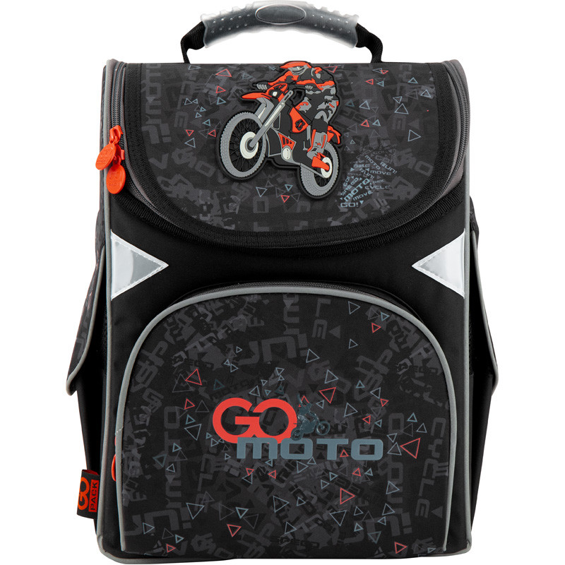 Рюкзак GoPack Education каркасный 5001-11 Go Moto