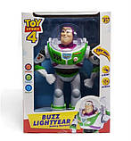 Игрушка робот космонавт, История игрушек Базз Лейтер, фото 4