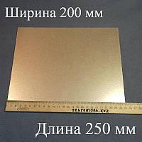 Листовая слюда для микроволновой печи 200/250 мм