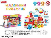 UKR Логіка пожарка UKA-A0007 Маленький пожежник батар.муз