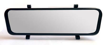 Автомобильное зеркало с монитором заднего вида и регистратором + камера заднего вида A2, фото 2