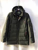 Куртки мужские теплые НОРМА