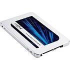"Накопитель SSD 500GB Crucial MX500 2.5"" SATAIII 3D TLC (CT500MX500SSD1), фото 2"