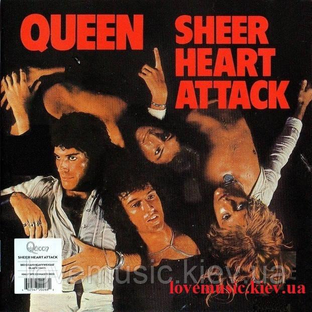 Вінілова платівка QUEEN Sheer heart attack (1974) Vinyl (LP Record)
