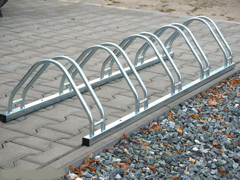 Велопарковка на 5 велосипедів Echo-5 Польща