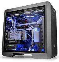 Корпус Thermaltake Core V51 Tempered Glass Edition Black (CA-1C6-00M1WN-03) без БП