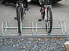 Велопарковка на 5 велосипедів Echo-5 Польща, фото 5