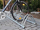 Велопарковка на 5 велосипедів Echo-5 Польща, фото 4