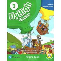 Учебник английского языка Fly High Ukraine 3 Pupil's Book + Audio CD