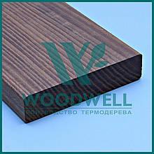 Палубная доска термоясень - Декинг Woodwell