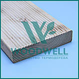 Акация палубная доска - Декинг - Woodwell, фото 2