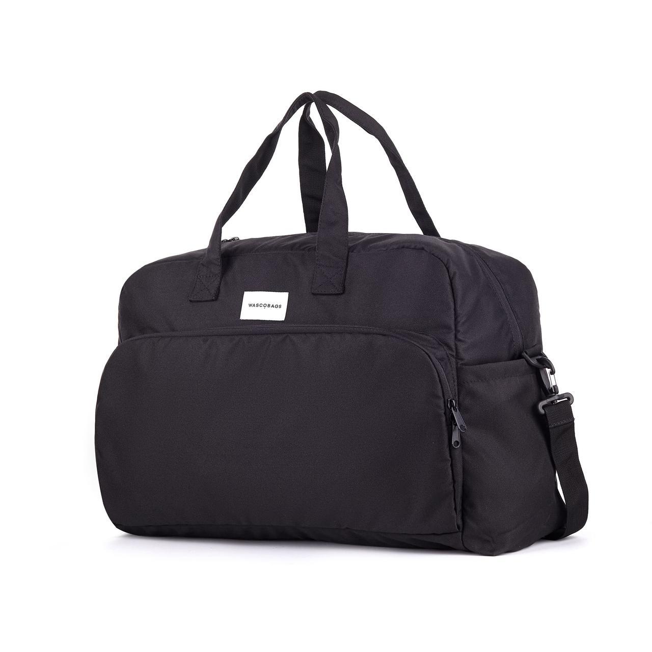 Дорожная сумка Wascobags Milano Черная (33 L)
