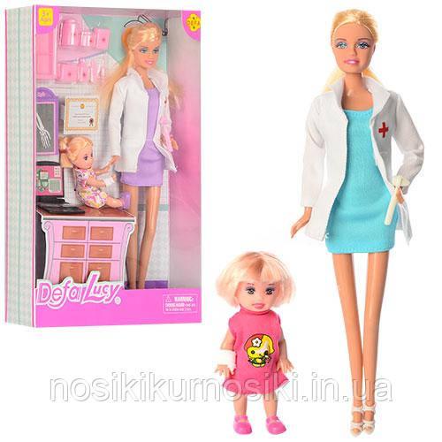 Кукла Defa Дефа 8348 Доктор