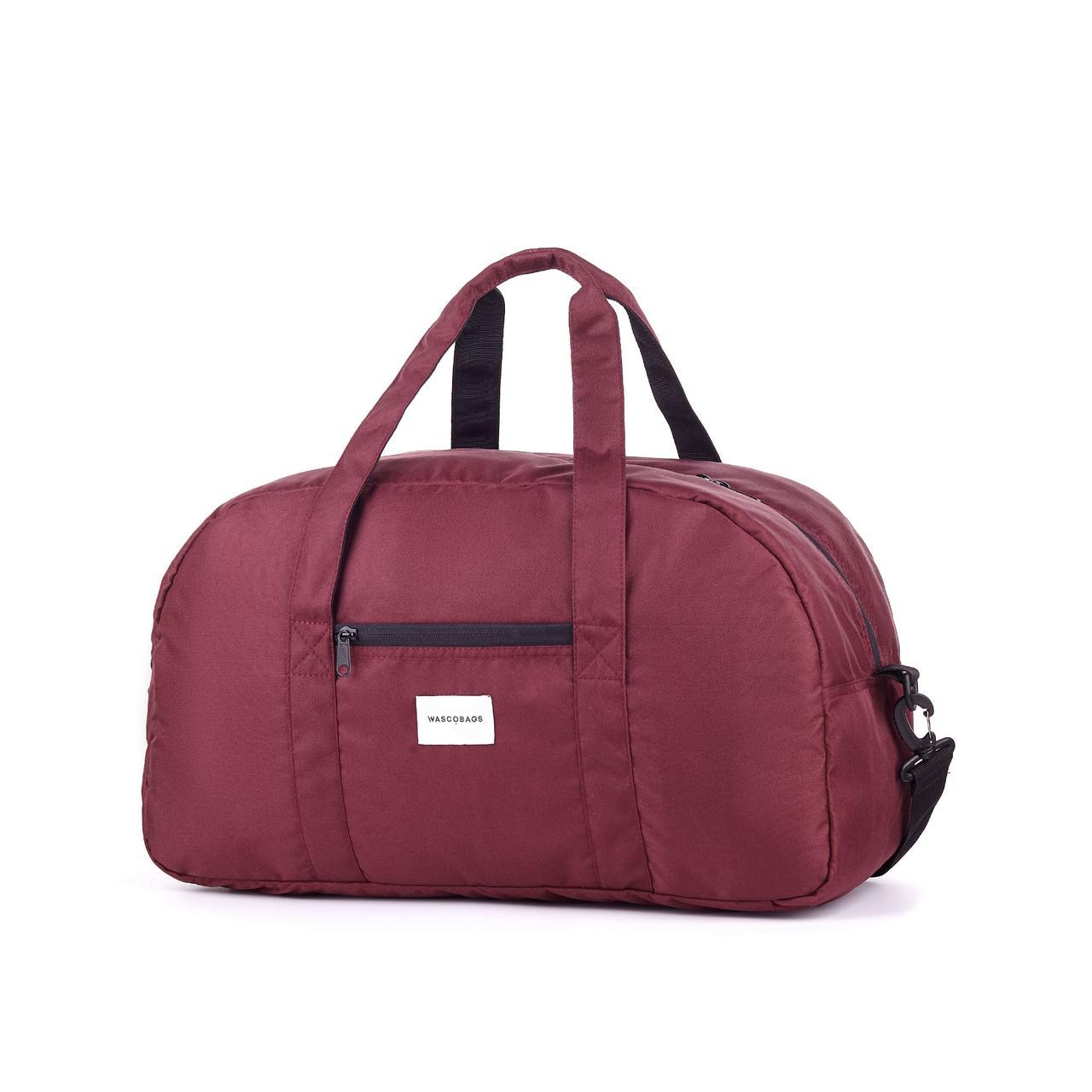 Дорожная сумка Wascobags Vienna Бордо (36 L)