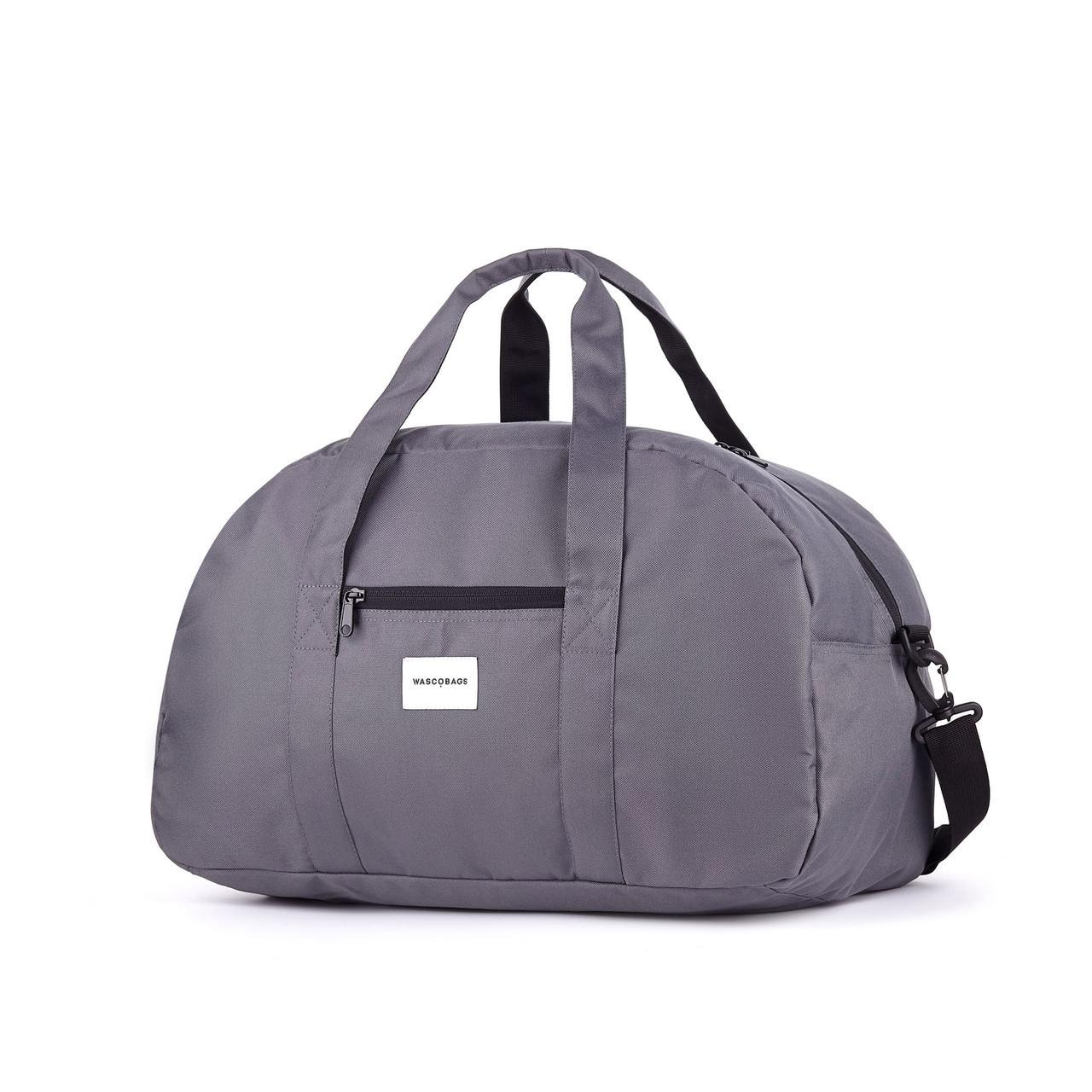 Дорожная сумка Wascobags Vienna Серая (36 L)