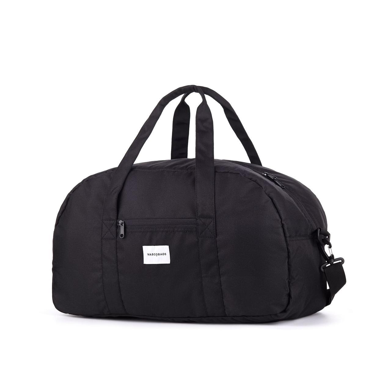Дорожная сумка Wascobags Vienna Черная (36 L)