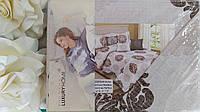 Двухспальный комплект постельного белья сатин. Luxury Classic Турция