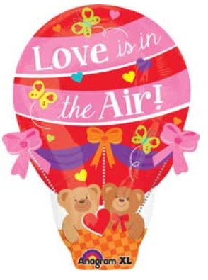 """A 18"""" Love Is In The Air (Любовь В Воздухе)"""