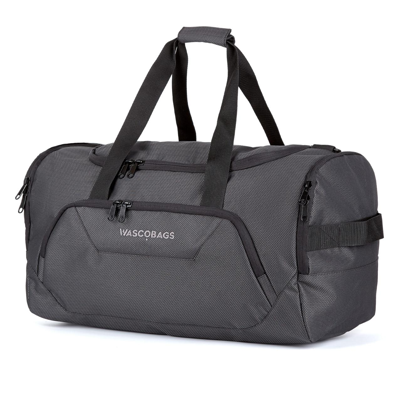 Дорожная сумка Wascobags Boston Графит (45 L)
