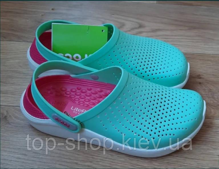 Crocs LiteRide (кроксы женские)